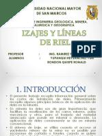 Izaje y Lineas de Riel