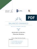 Metodo de Balanceo Coeficientes de Influencia