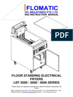 LEF 2000-3000-4000E - Operating Manuals