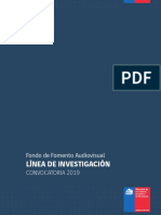 Audiovisual Investigacion 2019