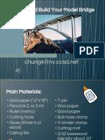 Presentation Build Model Bridge
