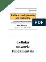 Doc1-RadioNetworkPlanning and Engineering