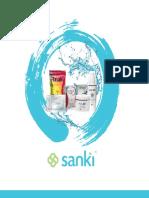 Catálogo de Productos de Sanki