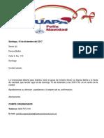 carta uapa informatica