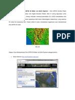 Cara Mendownload Citra SRTM 30 Meter via Earth Explorer.docx