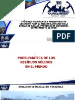 Criterios Geologicos y Ambientales Para Un RRSS