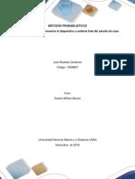 Diagnóstico y Análisis Final Del Estudio de Caso
