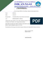 Surat Penelitian Ade