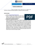 NUEVO ENUNCIADO DE Producto Académico N°3