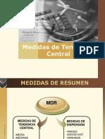 Medidas de Tendencia Central 2
