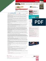 Detección de Proximidad Para Equipos Mineros en Operaciones de Extracción - Minería Chilena
