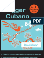 Blogger Cubano1 eBook
