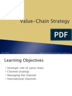 Strategy value chain