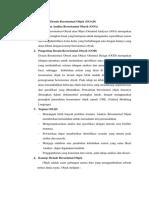 Analisis Dan Desain Berorientasi Objek