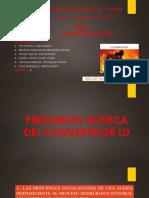 Cuestionario CONVERTIDOR LD