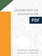 Geometry of Manifolds Bishop.pdf