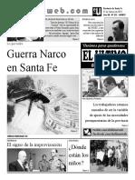 Guerra Narco en Rosario