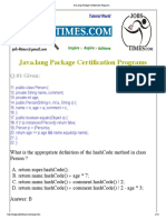 Java.lang Package Certification Programs.pdf