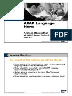 ABAP Language News.pdf