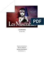 Les Misérables Report
