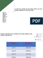 exercicios revisao metrologia