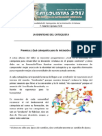 02. La Identidad Del Catequista