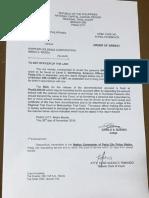 Maria Ressa Arrest Warrant