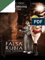 Falsa Rubia Con Tacones - Fernando Lopez