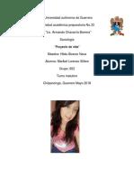 Universidad Autónoma de Guerrero May
