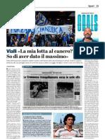 La Provincia Di Cremona 03-12-2018 - Vialli