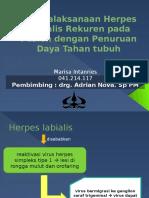 ppt Herpes Labialis Rekuren-Marisa Intanries-041.214.117.pptx