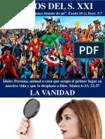 45. Ídolos Del Siglo XXI