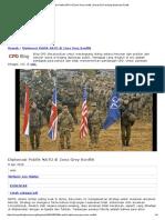 Diplomasi Publik NATO Di Zona Konflik Abu Abu _ Pusat USC Tentang Diplomasi Publik