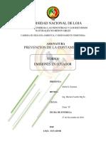 Emisiones Ecuador