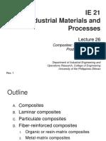 IE 21 6-L26 Composites - Properties, Uses, Processes