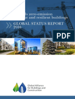 Towards Zero Emission Resilient Buildings