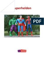 Superhelden Themalijst