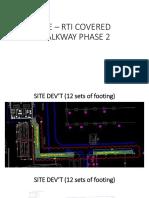 Pce – Rti Covered Walkway Phase 2