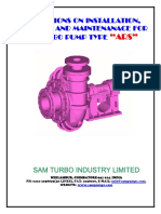 Sam Turbo Pump Type Ars