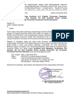 (RALAT) Undangan Rakor Banjarbaru 141118 #1