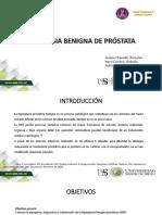 HIPERPLASIA BENIGNA DE PROSTATA