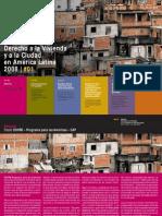 Boletín derecho a la vivienda y a la ciudad en América Latina. No.1- 2008