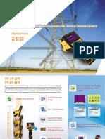 ThermalTronix TT 4T HTI Brochure - HANDHELD INSPECTION INSTRUMENTS