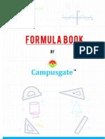 formulae for aptitude