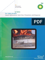 Extract From BP Tank Fire Handbook