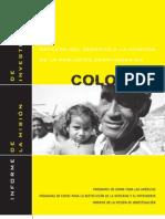 Defensa del derecho a la vivienda de la población desplazada en Colombia (2005)