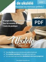 Ukulélé-Masterclass-Apprendre-à-jouer-du-ukulélé-facilement-avec-des-accords-et-tablatures-livre-1