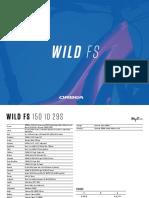 Orbea Wild FS Specs 2019