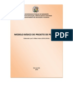Metodologia CientificaTEXTO 2 Projeto de Pesquisa 2