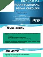 Diagnostik & Pemeriksaan Penunjang Onkologi